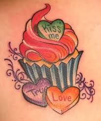 cupcakes tattoo images u0026 designs