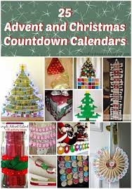 25 advent and countdown calendars