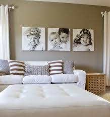 picture perfect decorate with black and white photographs for