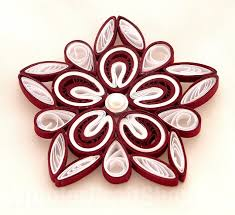quilled ornaments quilling by wondercraftshop