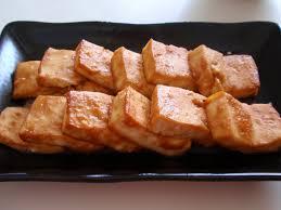 cuisiner le tofu ferme tofu grillé au miso 4pts ww le régime ww d aurélia