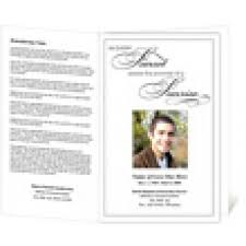 paper for funeral programs sunset funeral program budget funeral programs memorial program
