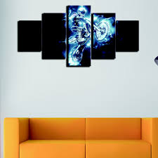 modular pictures framed artworks hd printed canvas poster frame 5