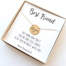 Personalized Necklaces For Her Unique Necklaces For Best Friends