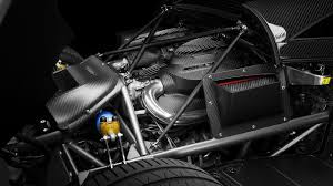 pagani engine pagani huayra bc is all set to compete in world time attack