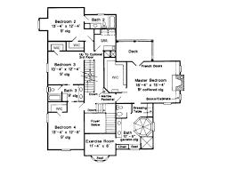 farmhouse style house plan 4 beds 3 5 baths 3839 sq ft plan 410