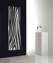design radiatoren 25 beste ideeën zebra badkamer inrichting op