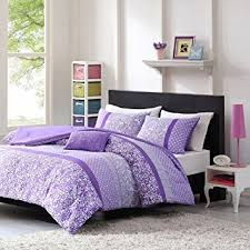 Purple Paisley Comforter Amazon Com Teen Comforter Sets Purple Lavender Lilac Bedding