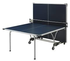 Foldable Ping Pong Table Amazon Com Stiga Coronado Outdoor Table Tennis Table Sports