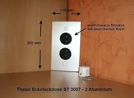 ecksteckdose küche steckdosenleiste für küche tagify us tagify us
