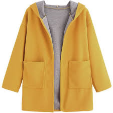 Yellow Brown 25 Gorgeous Hooded Coats Ideas On Pinterest Faux Fur Hooded