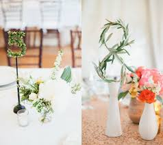 Wedding Table Number Ideas Insanely Romantic Table Number Card Ideas For Weddings