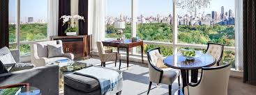 New York City Bedroom Furniture by 2 Bedroom Suites In Nyc Trump Hotel New York Two Bedroom Park View