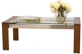 glass top coffee tables uk
