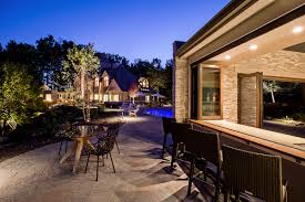 Landscap Lighting by Outdoor Lighting Services In Pa Custom Turf