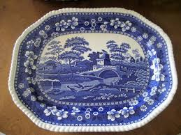 205 best spode collection images on blue and white