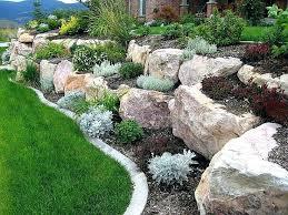Big Rock Garden Big Rock Garden Ideas Landscaping Ideas With Big Rocks Gardenia