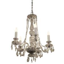Czech Crystal Chandeliers Waterford Crystal Chandeliers And Pendants 5 For Sale At 1stdibs