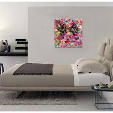 popular wall murals face buy cheap wall murals face lots from contemporary art abstract paintings fashion figure character face colorful beauty canvas modern giclee print artwork wall
