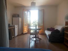 25 square metres studio with great views rent studios barcelona