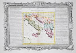 Ancient Map Rare Old Antique Historical Authentic Map Of Ancient Europe