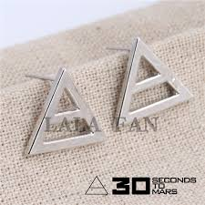 seconds earrings compare prices on 30 seconds to mars earrings online shopping buy