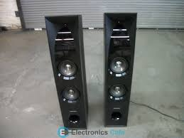 home theater tower speakers samsung tw j5500 2 2 channel 350w home theater audio speaker tower