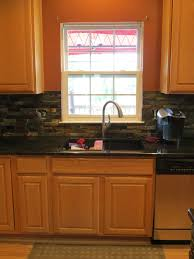 Kitchen With Stainless Steel Backsplash How To Install A Tile Backsplash How Tos Diy Regarding Kitchen