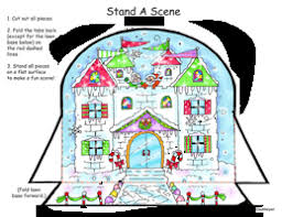 christmas theme unit and printables ideas activities reading