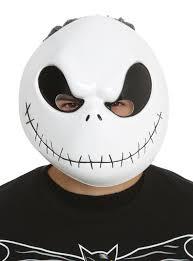 Jack Skeleton This Is Halloween The Nightmare Before Christmas Jack Skellington Mask Topic