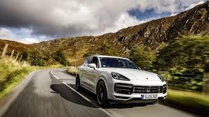 Porsche Cayenne Jacking Mode - 2017 porsche cayenne turbo first drive predictably brilliant
