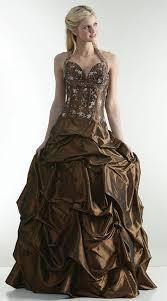 brown wedding dresses brown wedding dress vosoi