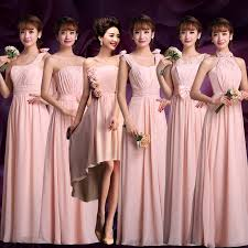 dress code for wedding lc475 2016 bridesmaid dresses chiffon light