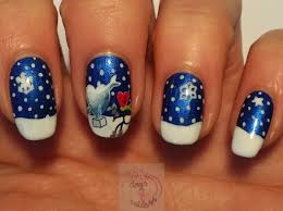 very cool nail art ideas for winter fashion fuz