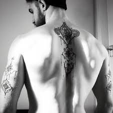 100 spinal cord tattoo bible phrase tattoo on the back of