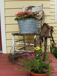 Porch Planter Ideas by 348 Best Outdoor Flower Container Ideas Images On Pinterest Pots