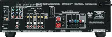 home theater receiver hdmi amazon com onkyo ht s3300 5 1 channel home theater receiver and