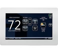 lennox cs7500 comfortsense 7500 universal programmable thermostat