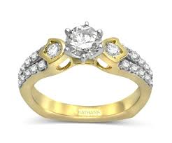 engagement ring prices solitaire diamond ring prices in india
