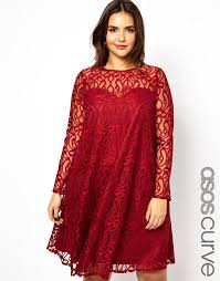 15 plus size dresses for valentines day