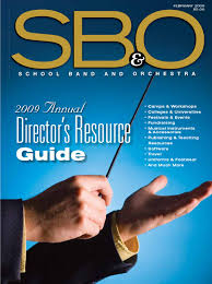 sbo february 2009 by sbo band u0026 orchestra issuu