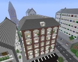 minecraft modern apartment building youtube