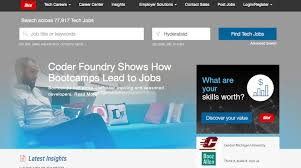 Dice Resume Search Career Sites For It Professionals Snag That New Job Today
