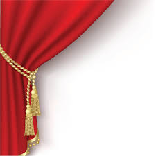 Curtain Red Curtain Clipart Cliparts And Others Art Inspiration