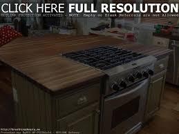 powell kitchen islands kitchen powell color story black butcher block kitchen