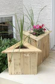 diy planter box 32 best diy pallet and wood planter box ideas and designs for 2018