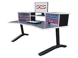 Studio Production Desk by Scs Digistation Home Studio Desks Sound Construction U0026 Supply