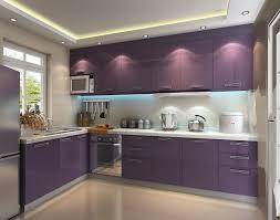 purple kitchen ideas delightful purple kitchen ideas with high gloss kitchen cabinets