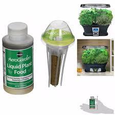 miracle gro aerogarden 6 6 pod indoor garden 2 seed kits bonus