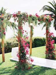 wedding ceremony ideas 34 awesome tropical wedding ceremony ideas weddingomania